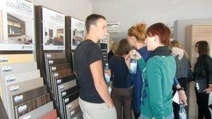 Wizyta w siedzibie firmy Krismar w Elblągu