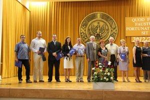 Laureaci drugiego Plebiscytu Mistrzowie Edukacji
