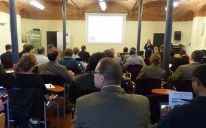 "Konferencja ""Forest Biomass Conference"" - Mierzęcin"