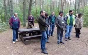 """Konferencja """"Forest Biomass Conference"""" - Rezerwat """"Krzywy las"""""""