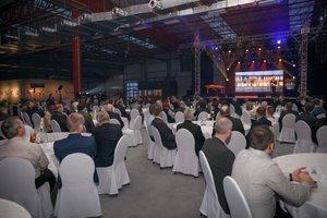 Uroczyste otwarcie nowej hali produkcyjnej Wood-Mizer Industries
