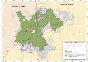 Obszar Puszczy Białowieskiej jako Obiekt Światowego Dziedzictwa UNESCO - 2014