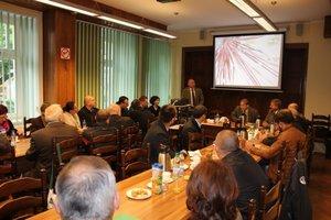 Spotkanie w siedzibie RDLP we Wrocławiu z udziałem regionalnych struktur RDOŚ.