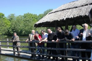 Wizyta w Arboretum Leśnym im. Stefana Białoboka w Sycowie.