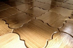 Drewniane posadzki nigdy nie wychodzą z mody.