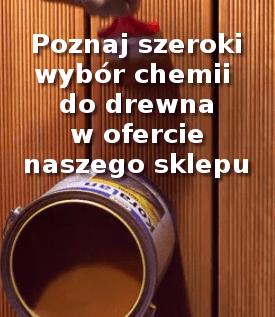 Chemia do drewna