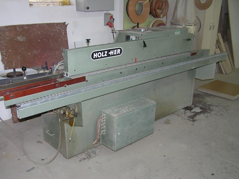 Holz Her 1403 manual