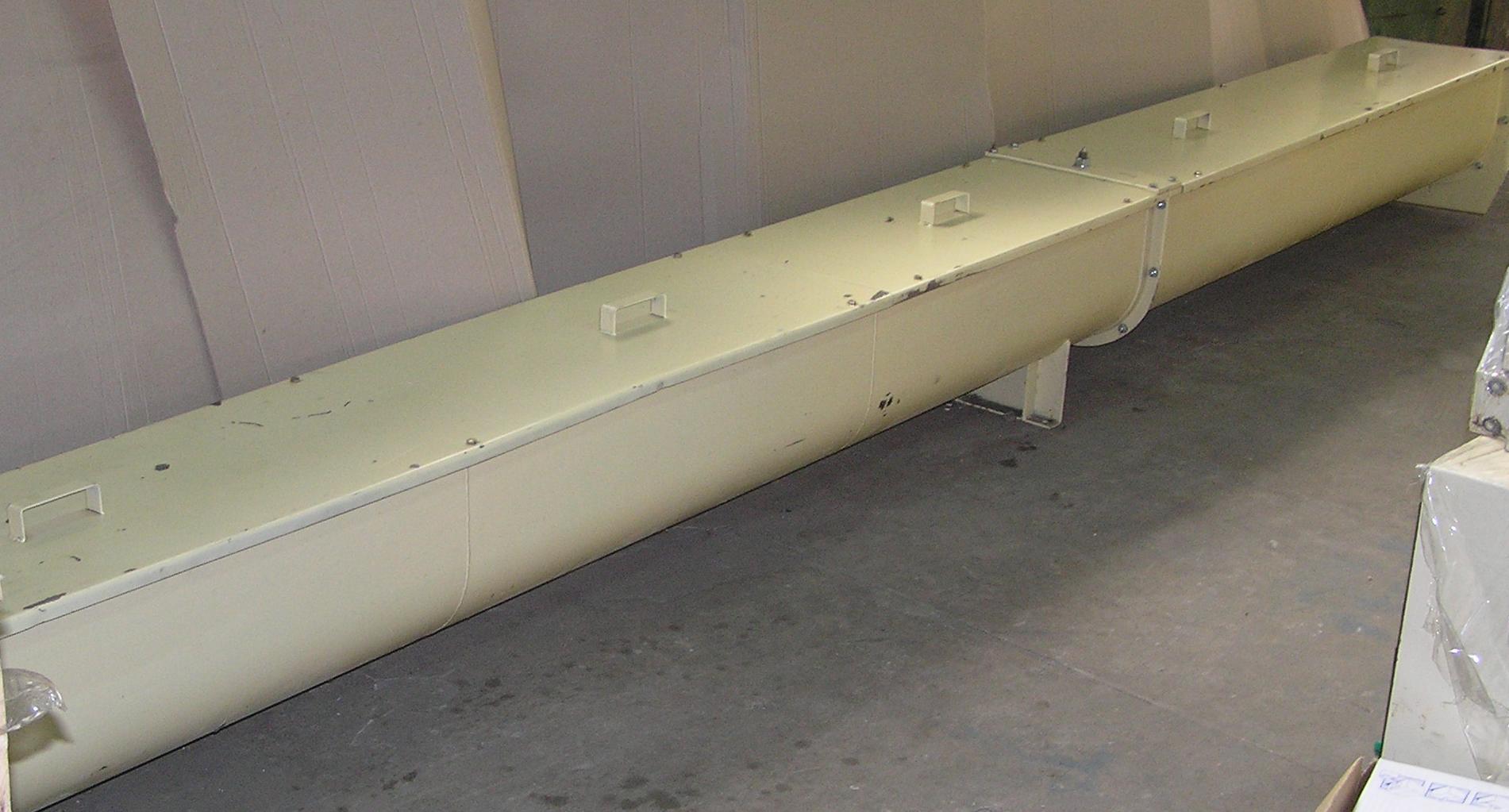 PRZENOŚNIK ŚRUBOWY KORYTOWY PSK 315 dł.=5000mm