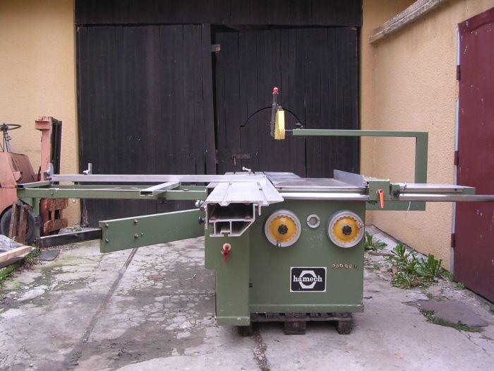 Nowość piła formatowa,długi wózek z podcinakiem HAMECH*- Ogłoszenia XW99