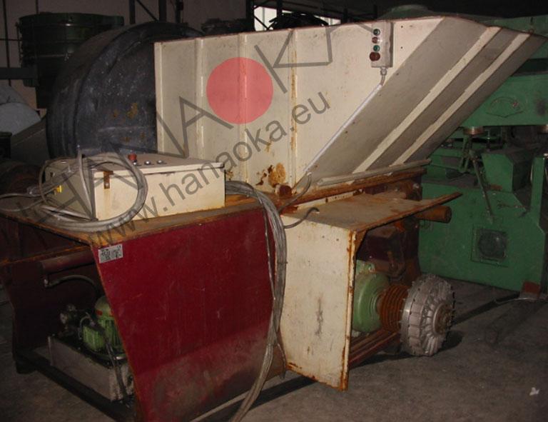 Rozdrabniacz do odpadów - do remontu