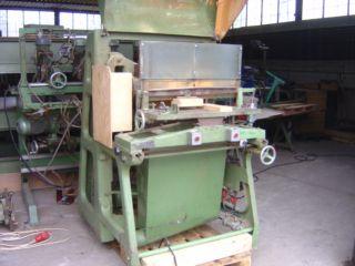 582 Frezarka hydrauliczno-pneumatyczna do szuflad