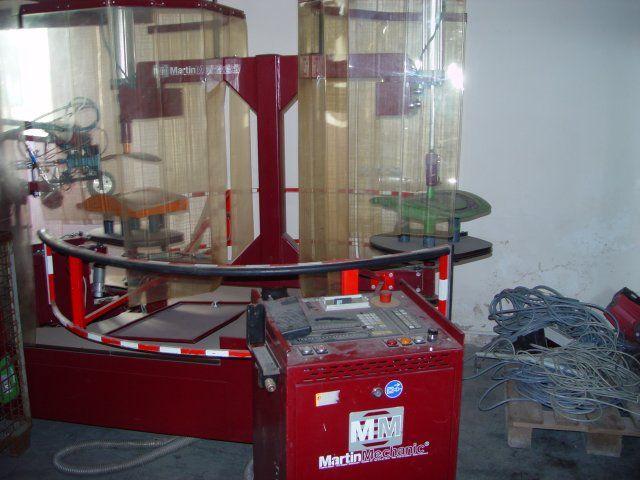 Automat tapicerski do krzeseł MARTIN