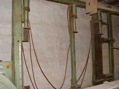 PRASA RAMOWA pneumatyczna HESS 520 x 240cm
