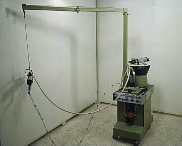 #131 Automat do obsadzania kołków SCHLEICHER SPINA