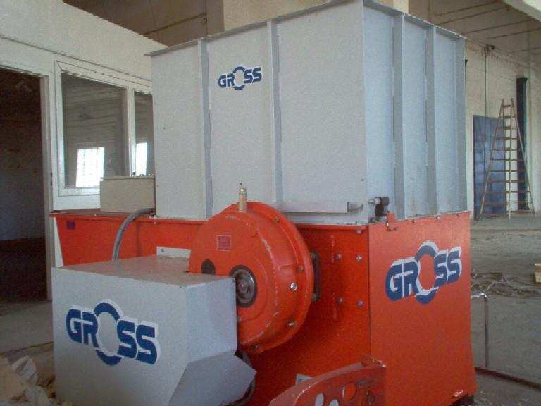 Rębak GROSS GAZ 82 S