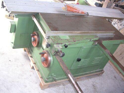 pilarka formatyzerka wózek 260cm rok b.1989