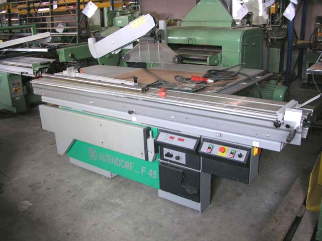 Altendorf F – 45, wózek 2800 mm