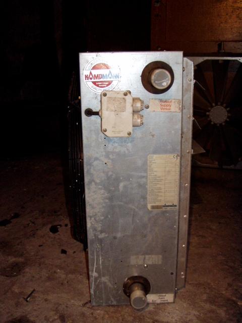 NAGRZEWNICE POWIETRZA 75 kW