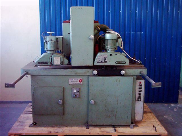 Szlifierka przelotowa firmy HOLZHER BS200