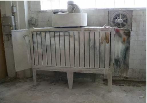 435 Ściana lakiernicza POLYTECHNIK (sucha)