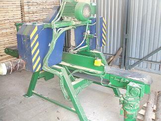 Maszyny do produkcji deski paletowej!