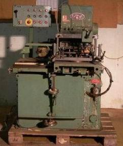 498 Automat do obsadzania kołków PADE z nakładaniem kleju i możliwością wiercenia