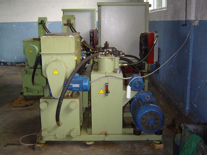 brykieciarka hydrauliczna do kostki