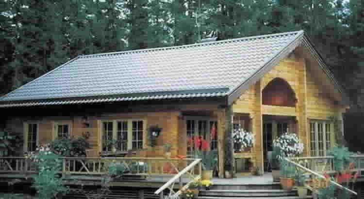 POWYSTAWOWA wyprzedaż domków drewnianych 98m2 (5szt.)oraz 71m2 (3szt.)