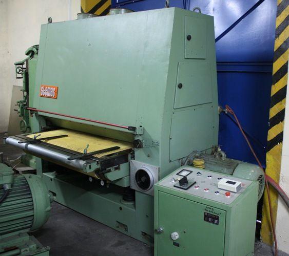 Szlifierka szerokotaśmowa STEMAC OHP -1300