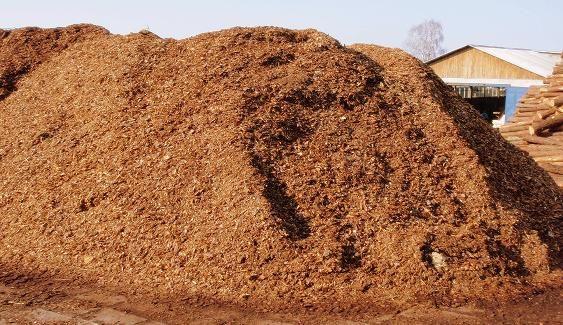 Sprzedam czystą świeżą korę - 100% sosna - producent pomorskie