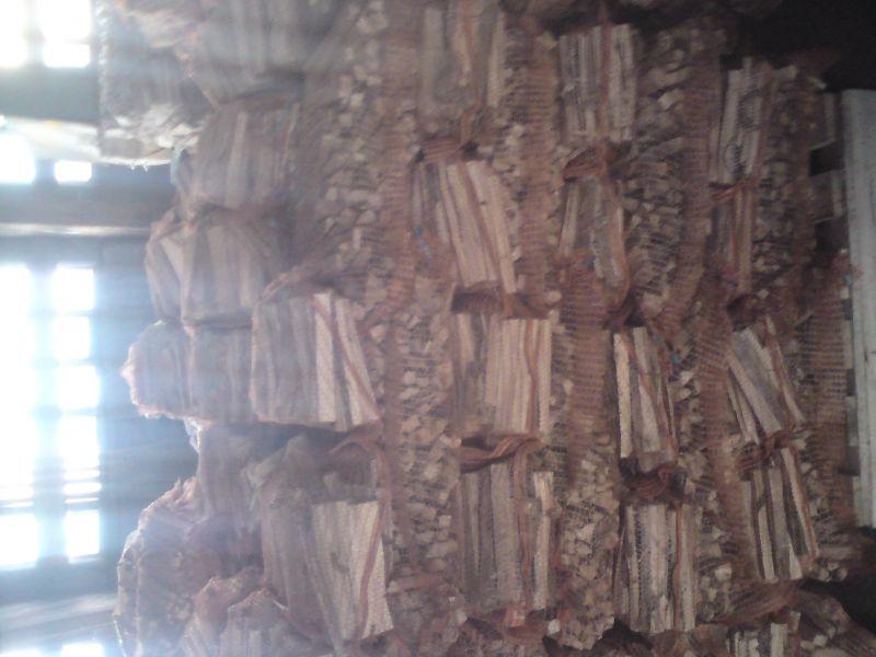 rozpalka drewniana