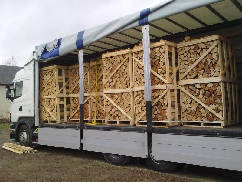 Drewno kominkowe-opałowe BUK.