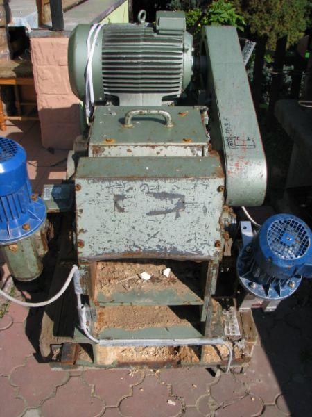 rembak klocner 23kw przemyslowy z podajnikiem