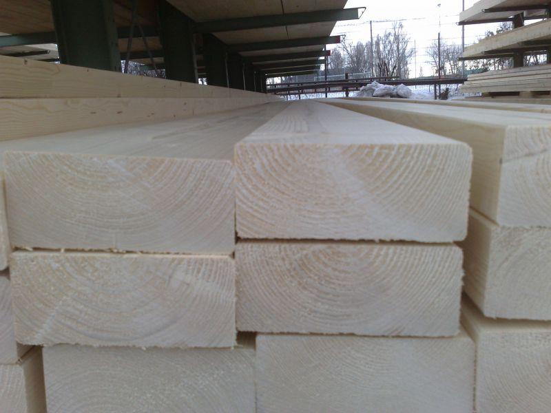 Dostawca drewna KVH BSH , drewna profilowanego