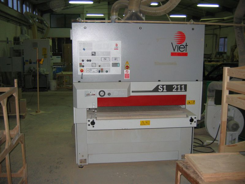 Szlifierka szerokotaśmowa VIET  S1 211