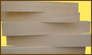 listwy buk suche klasy AA strugane