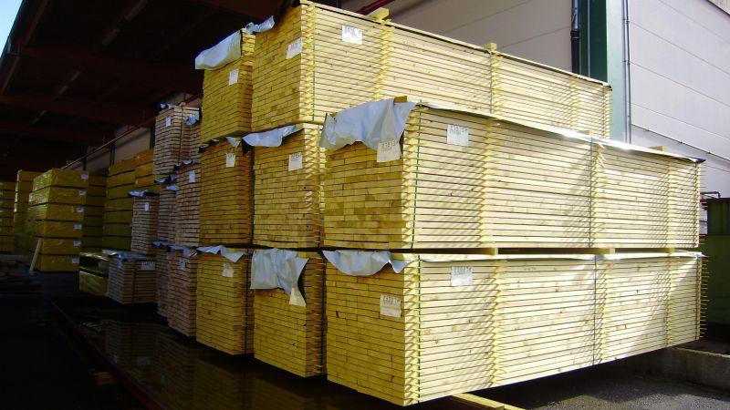 Sprzedam drewno konstrukcyjne.