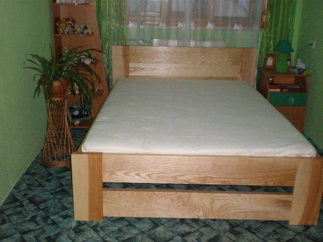 łóżka jesionowe