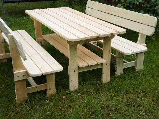 meble ogrodowe - komplet mebli ogrodowych