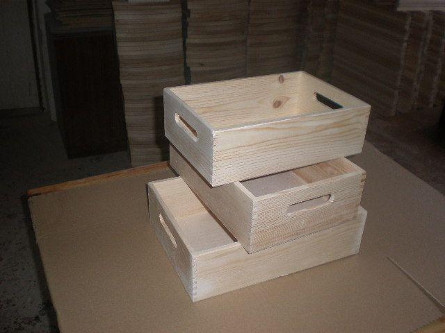Rewelacyjny SKRZYNKI PUDEŁKA DREWNIANE PRODUCENT- Ogłoszenia branży drzewnej AB99