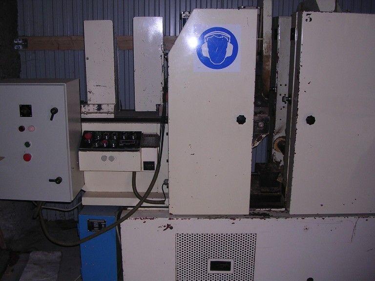 Minitrak do cięcia cienkich lamelek i obłogów Neva TR 88