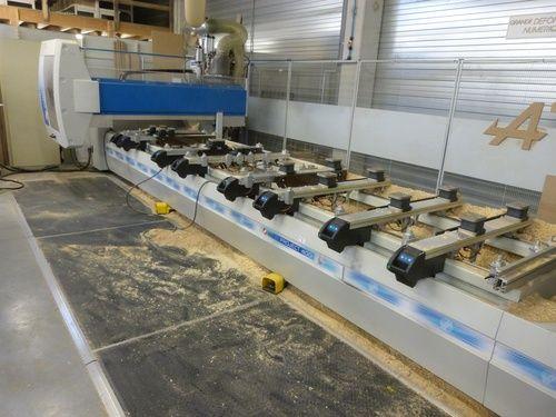 MASTERWOOD Projekt 400L CNC Center