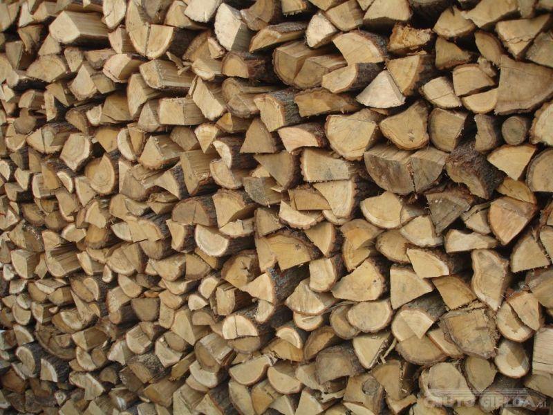 Drewno kominkowe, suche - dowolne pakowanie.
