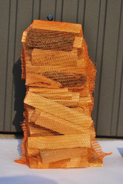 Sprzedam drewno opałowe workowane
