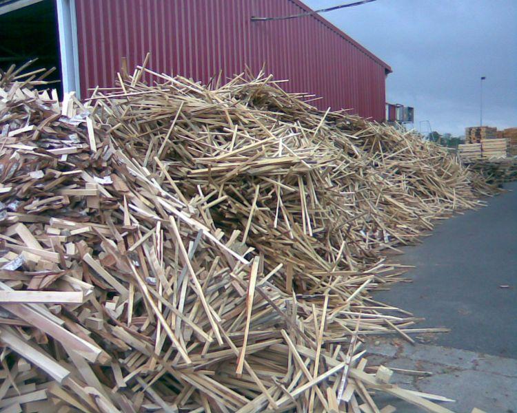 Drewno odpadowe
