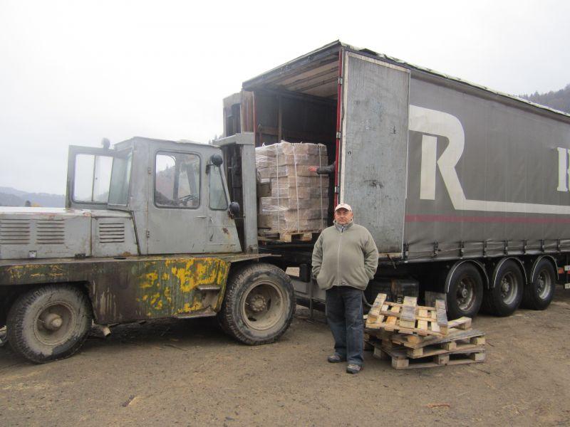 Brykiet RUF-sprzedam..duże ilości..