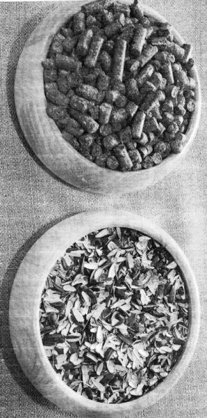 pellet z łuzki słonecznikowej