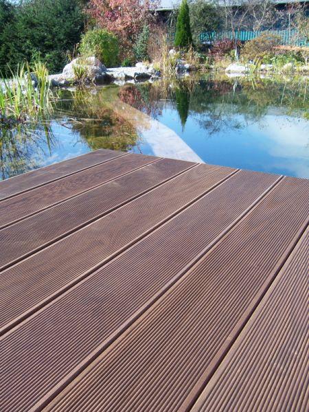 Drewno tarasowe w gwarantowanej jakości