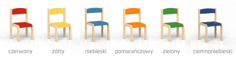 Krzesełka przedszkolne - przyjmę zlecenia