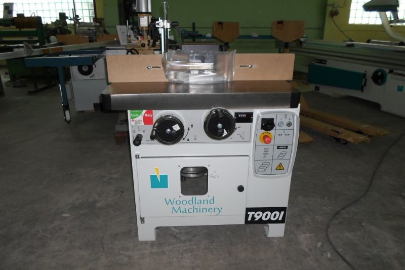 20-70-545 Spindle moulder Woodland Machinery (new)